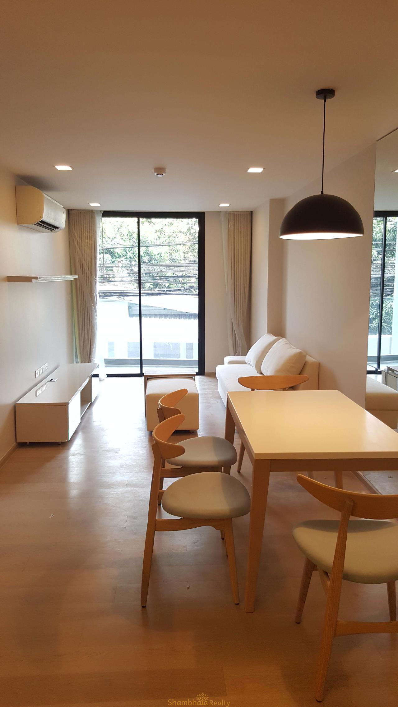 Shambhala Realty Agency's Liv@49 Condominium for Rent in Sukhumvit 49 12