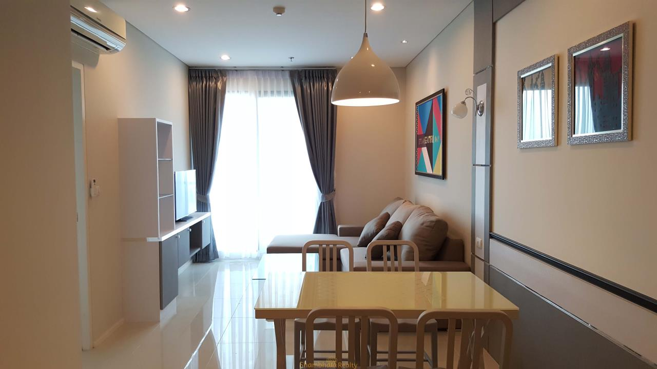 Shambhala Realty Agency's Villa Asoke Condominium for Rent in Petchaburi-tudmai 1