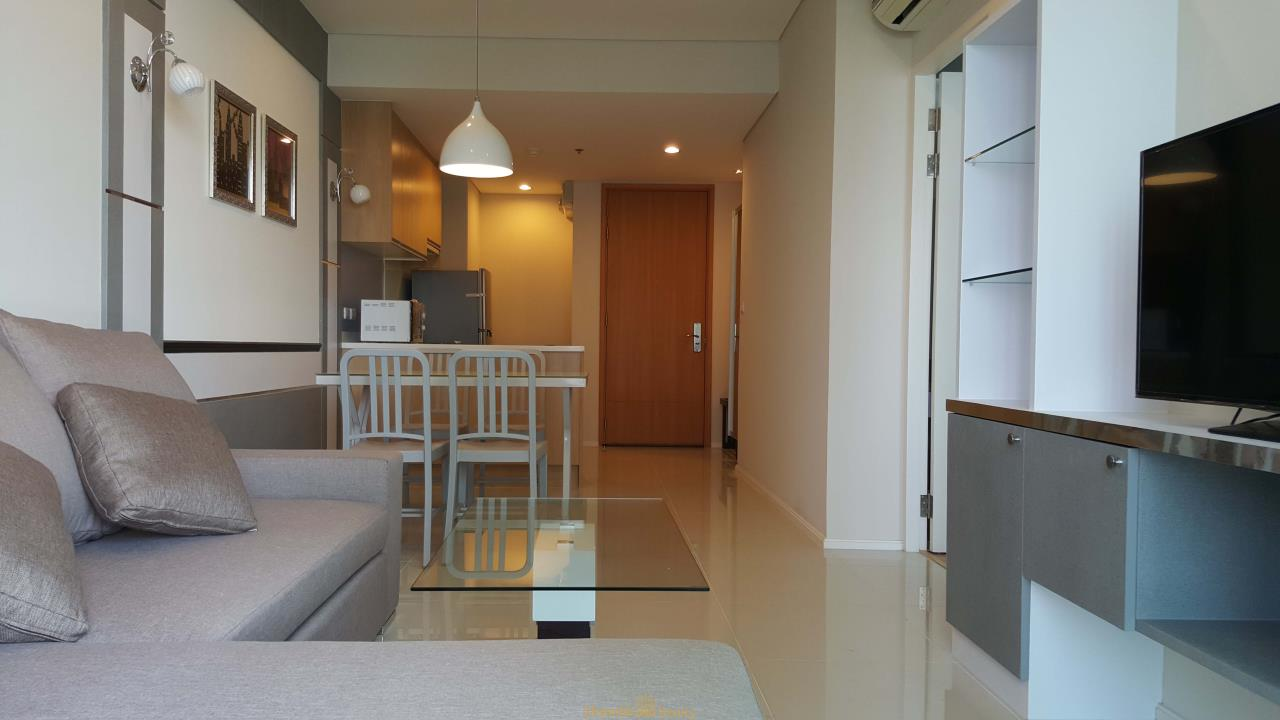 Shambhala Realty Agency's Villa Asoke Condominium for Rent in Petchaburi-tudmai 3