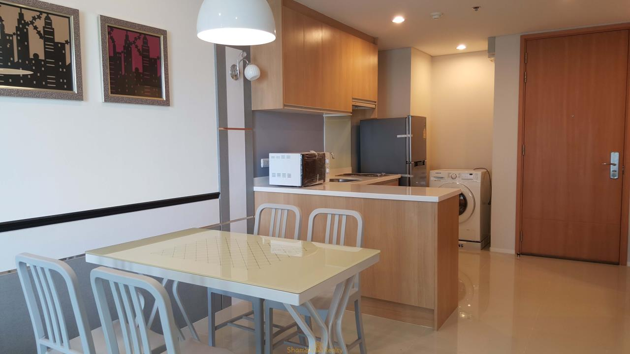 Shambhala Realty Agency's Villa Asoke Condominium for Rent in Petchaburi-tudmai 10