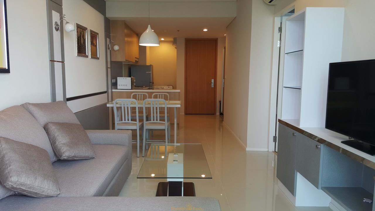 Shambhala Realty Agency's Villa Asoke Condominium for Rent in Petchaburi-tudmai 4