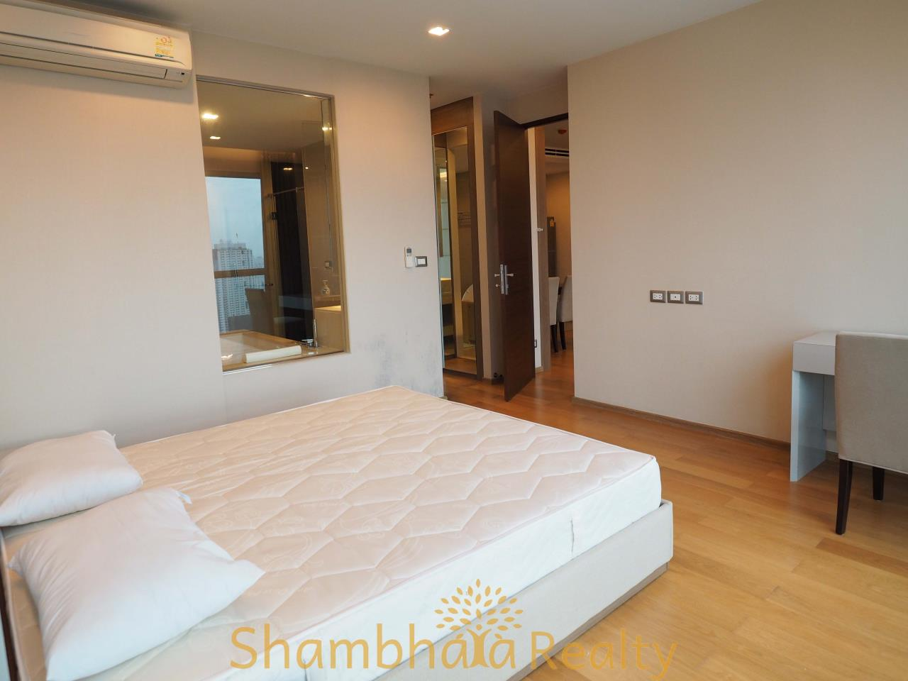 Shambhala Realty Agency's The Address Asoke Condominium for Rent in Petchaburi-tudmai 11