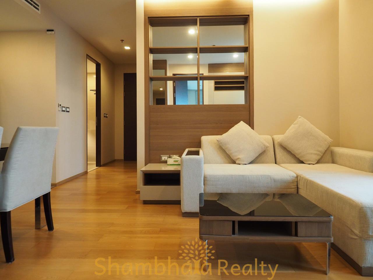 Shambhala Realty Agency's The Address Asoke Condominium for Rent in Petchaburi-tudmai 8