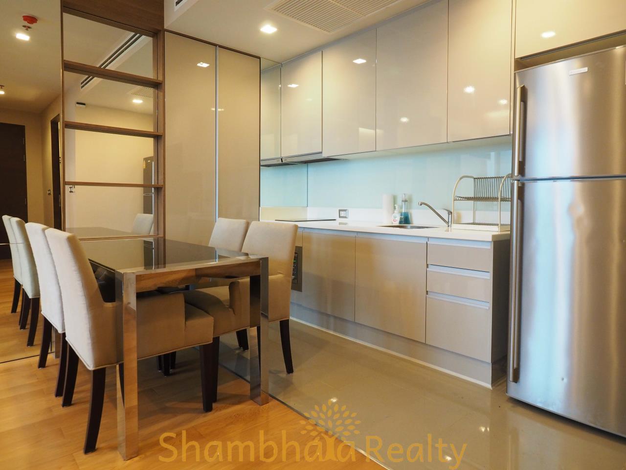 Shambhala Realty Agency's The Address Asoke Condominium for Rent in Petchaburi-tudmai 5