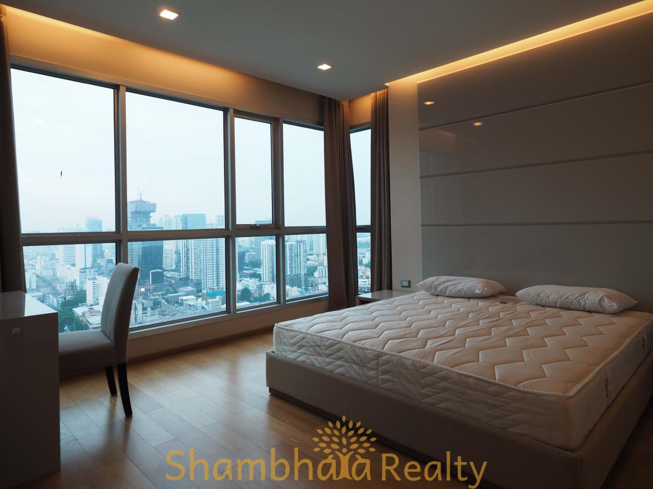 Shambhala Realty Agency's The Address Asoke Condominium for Rent in Petchaburi-tudmai 10