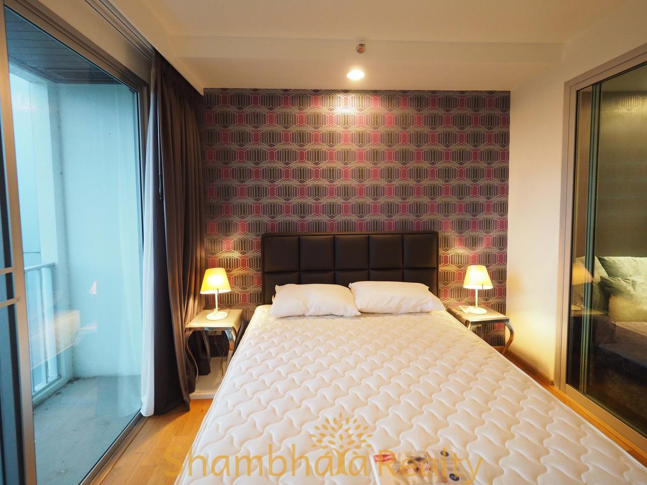 Shambhala Realty Agency's Abstract Condominium for Rent in Phaholyothin 9