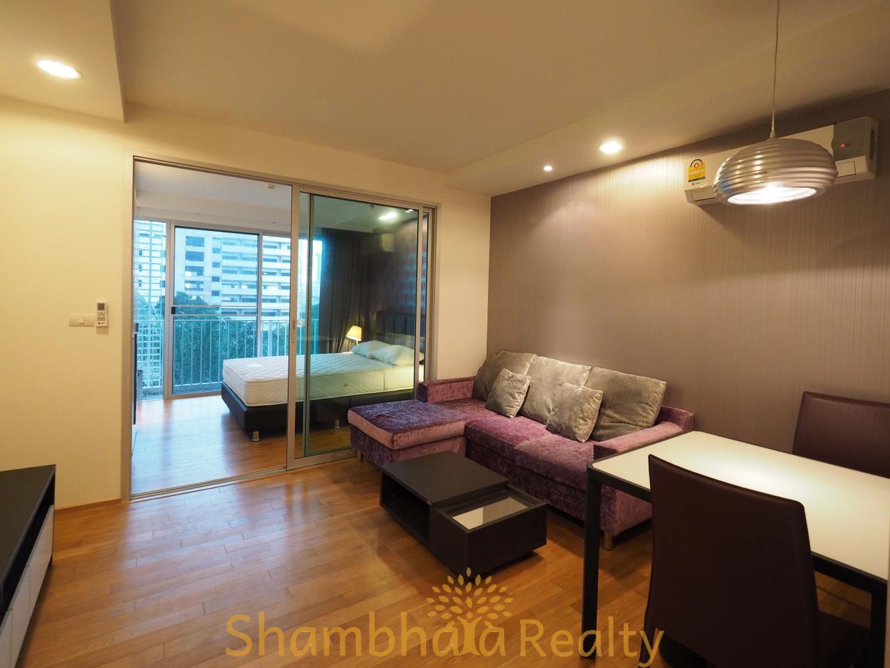 Shambhala Realty Agency's Abstract Condominium for Rent in Phaholyothin 1