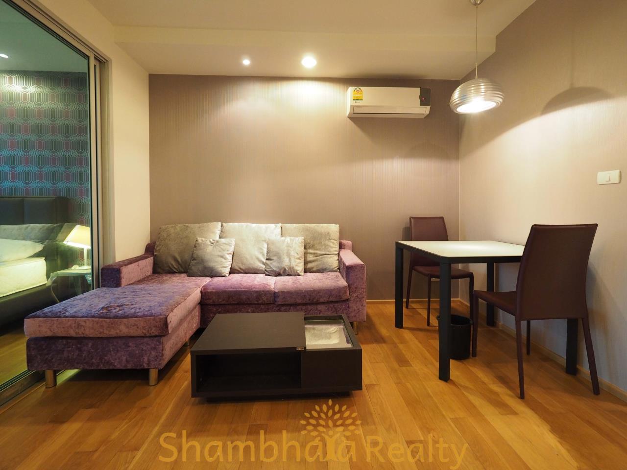 Shambhala Realty Agency's Abstract Condominium for Rent in Phaholyothin 10