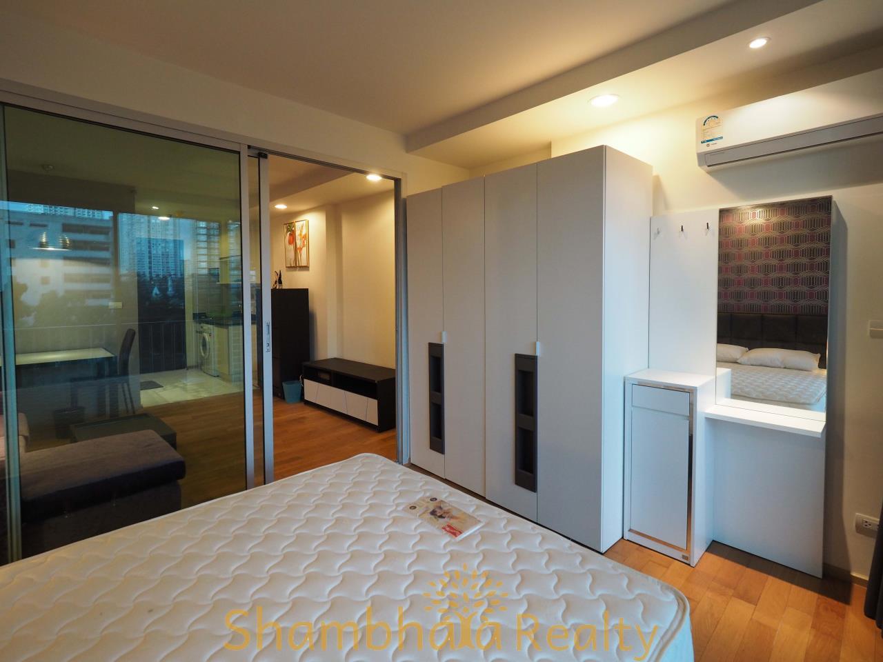 Shambhala Realty Agency's Abstract Condominium for Rent in Phaholyothin 5