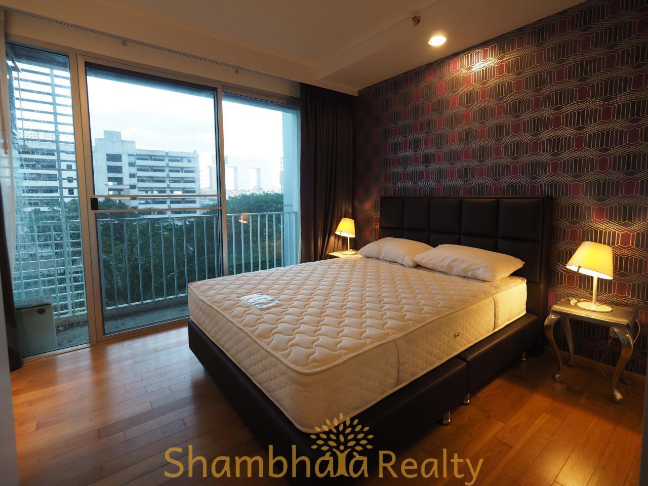 Shambhala Realty Agency's Abstract Condominium for Rent in Phaholyothin 3