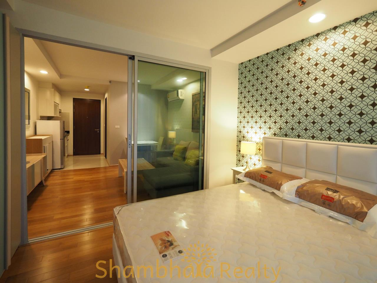 Shambhala Realty Agency's Abstract Condominium for Rent in Phaholyothin 13