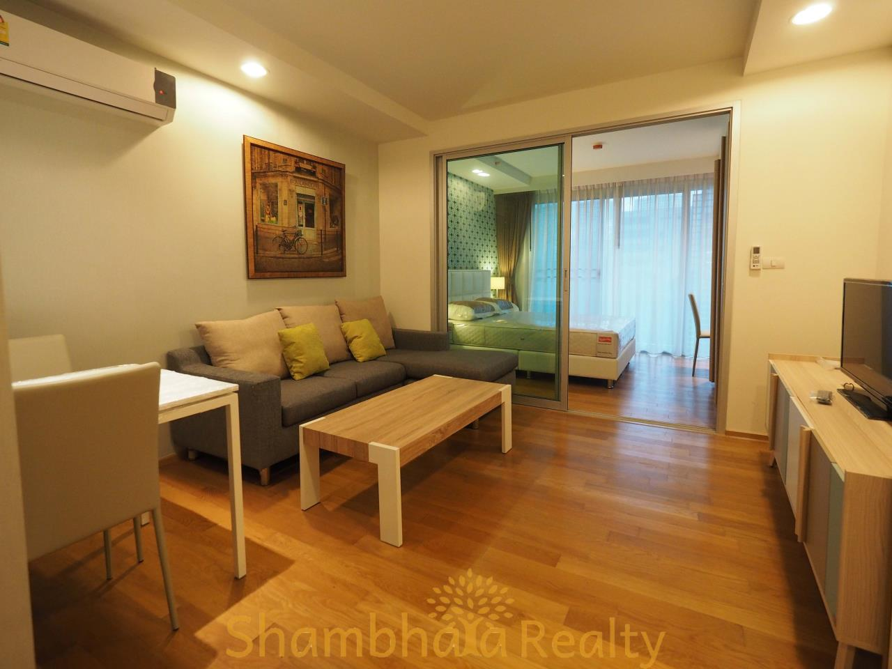 Shambhala Realty Agency's Abstract Condominium for Rent in Phaholyothin 1