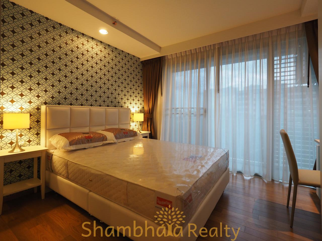 Shambhala Realty Agency's Abstract Condominium for Rent in Phaholyothin 4