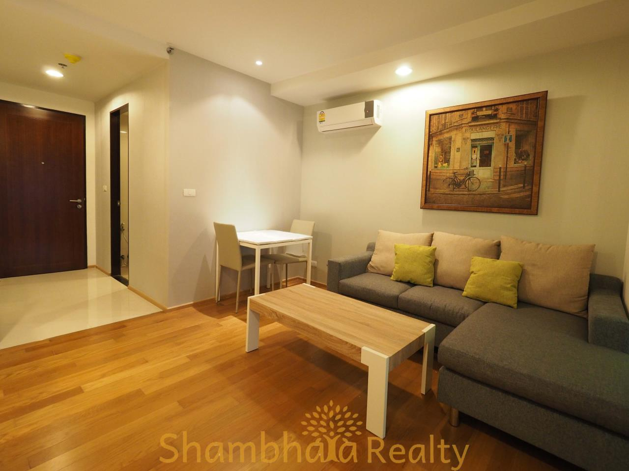 Shambhala Realty Agency's Abstract Condominium for Rent in Phaholyothin 7