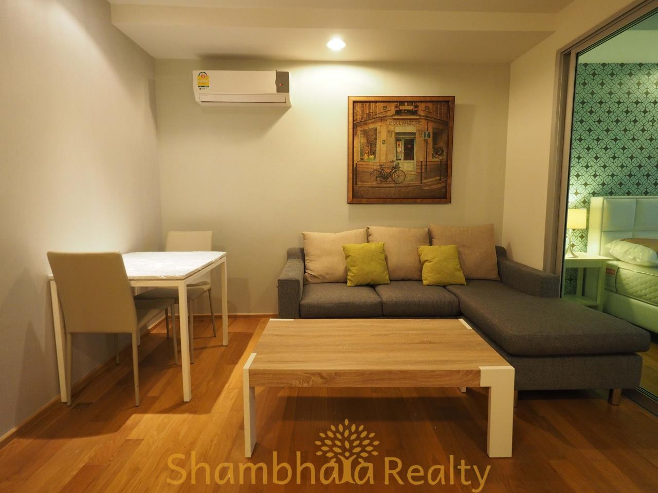 Shambhala Realty Agency's Abstract Condominium for Rent in Phaholyothin 3