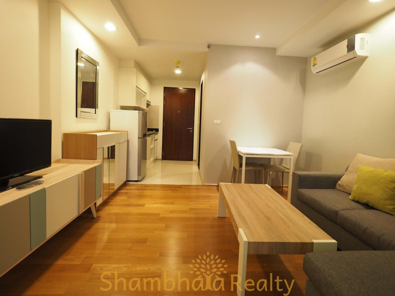 Shambhala Realty Agency's Abstract Condominium for Rent in Phaholyothin 8