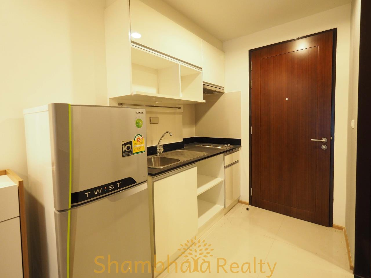 Shambhala Realty Agency's Abstract Condominium for Rent in Phaholyothin 9