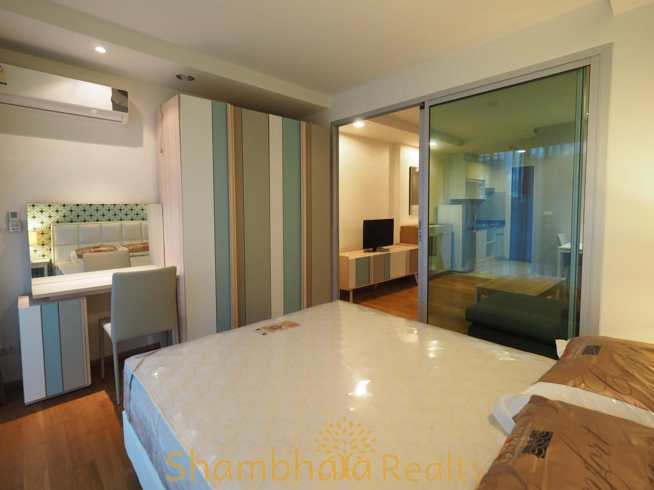 Shambhala Realty Agency's Abstract Condominium for Rent in Phaholyothin 6