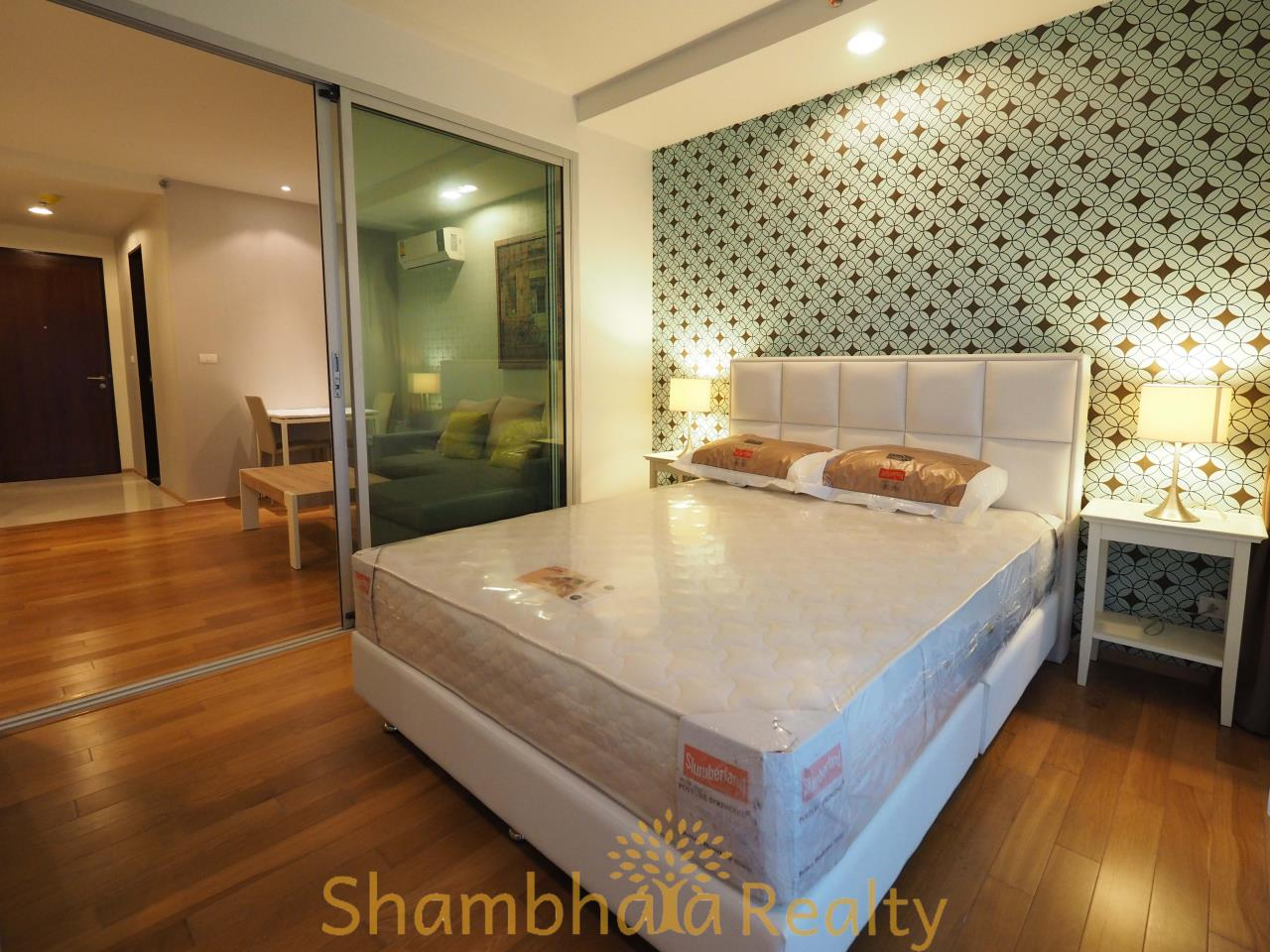 Shambhala Realty Agency's Abstract Condominium for Rent in Phaholyothin 14