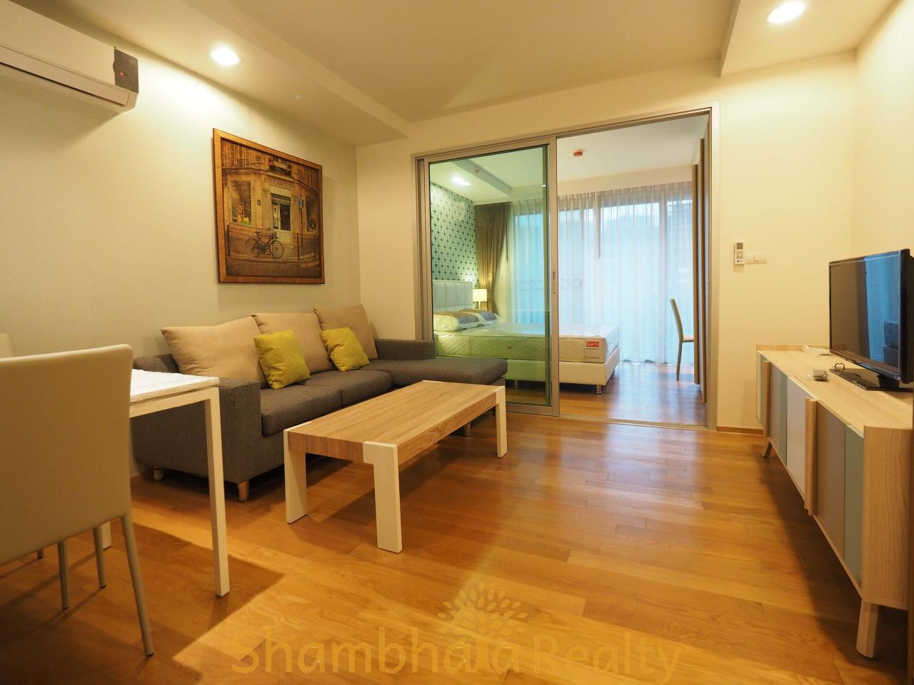 Shambhala Realty Agency's Abstract Condominium for Rent in Phaholyothin 12