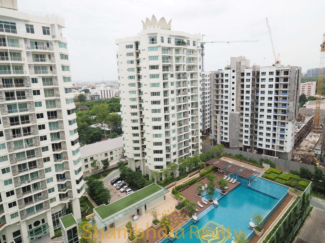 Shambhala Realty Agency's Supalai Wellington Condominium for Rent in Rama 9 8