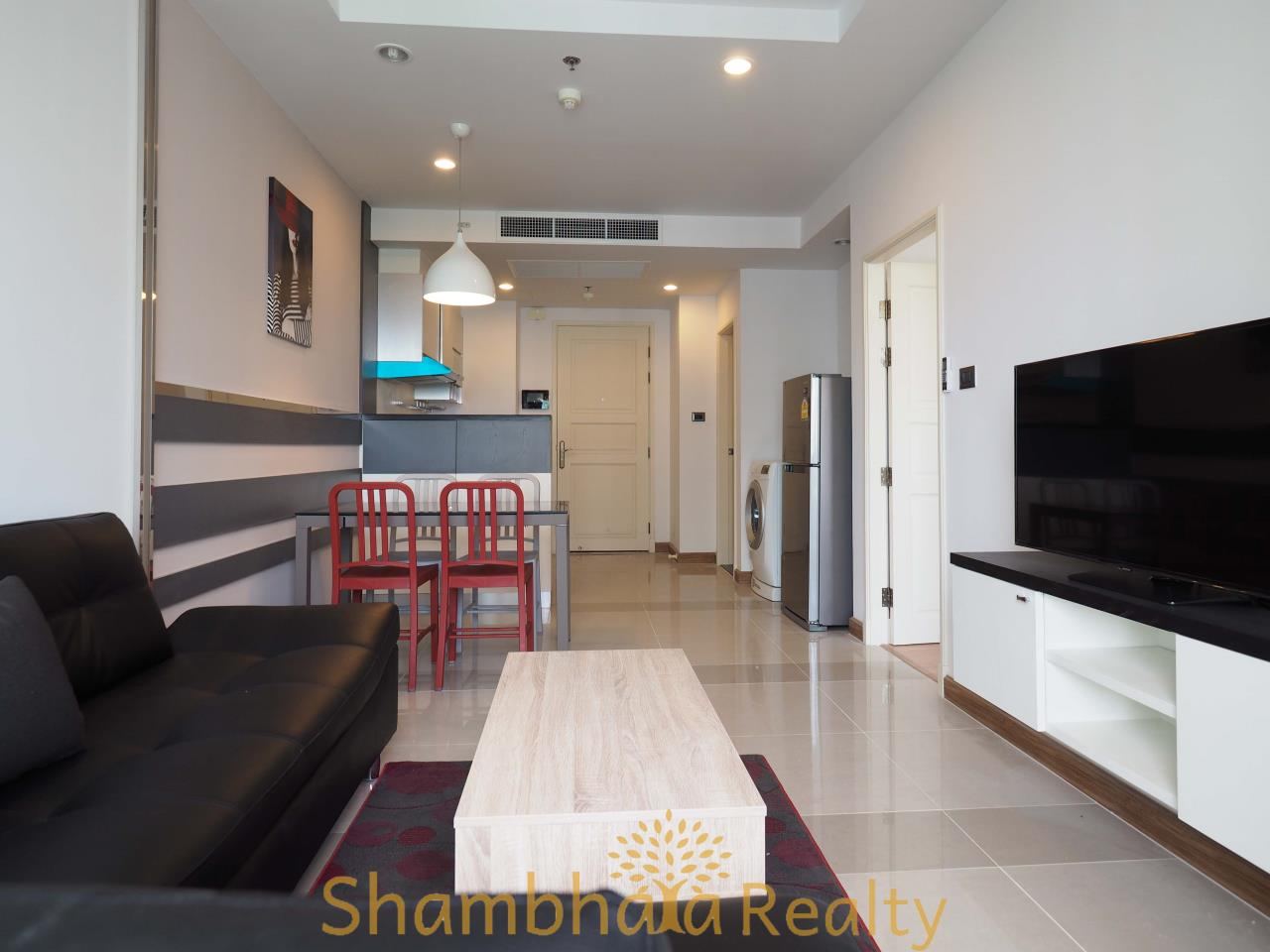 Shambhala Realty Agency's Supalai Wellington Condominium for Rent in Rama 9 5