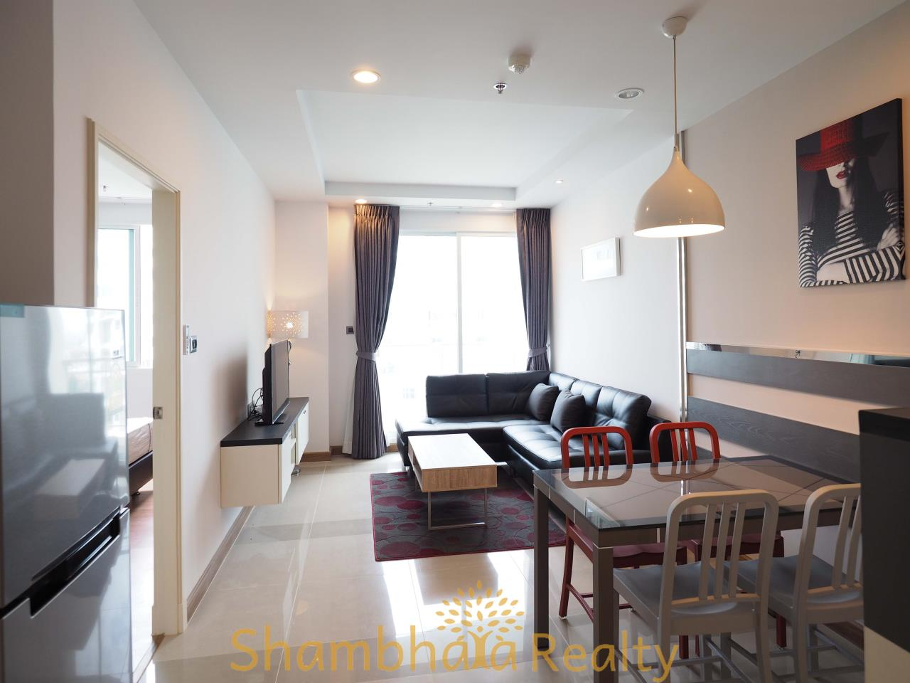 Shambhala Realty Agency's Supalai Wellington Condominium for Rent in Rama 9 4