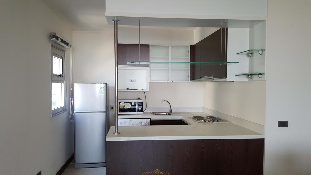 Shambhala Realty Agency's Golden Lake view (Geneva) Condominium for Rent in Muang Thong 2
