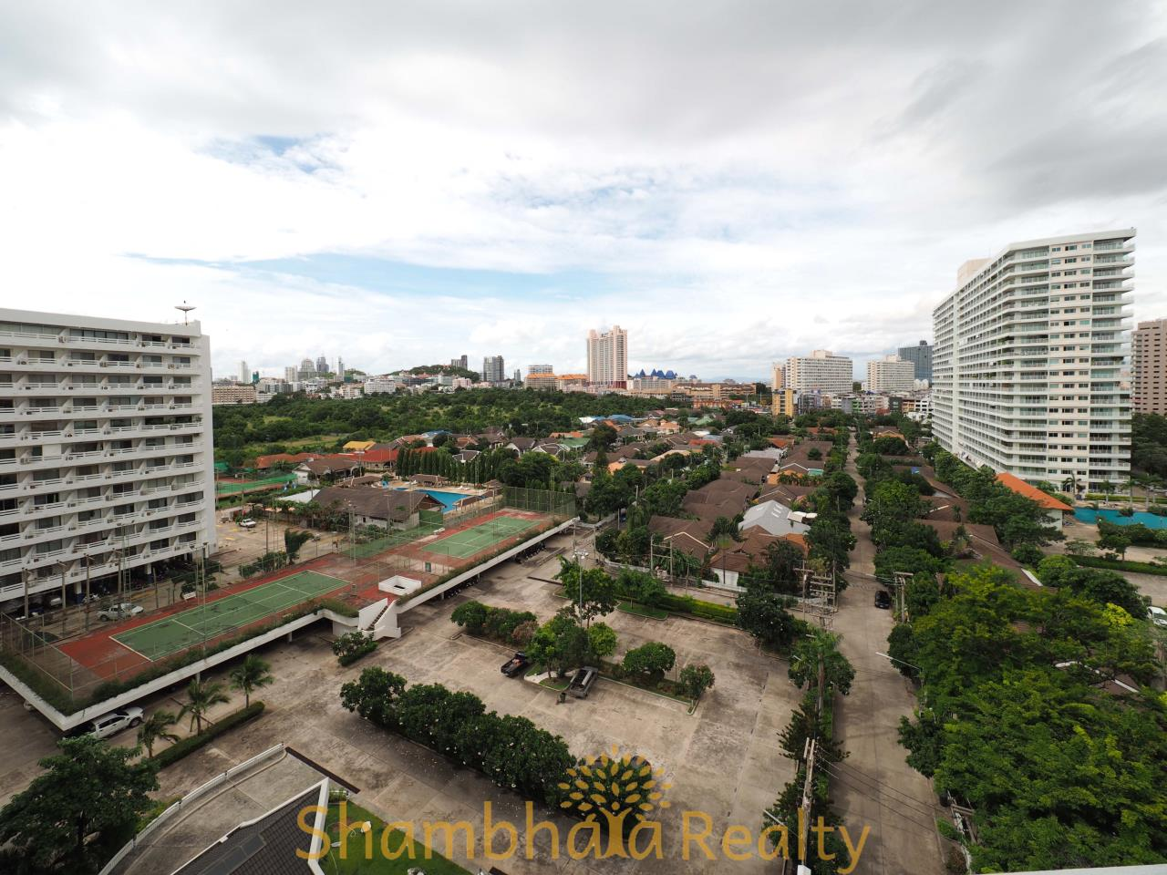 Shambhala Realty Agency's Grandcondotel Condominium for Rent in Pattaya 4
