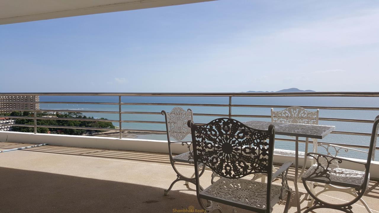 Shambhala Realty Agency's Royal Cliff Beach Resort Condominium Condominium for Rent in Pattaya 9