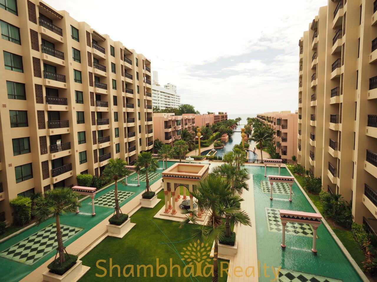 Shambhala Realty Agency's Marrakesh Condominium for Rent in Huahin 16