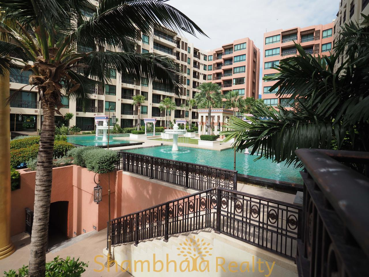 Shambhala Realty Agency's Marrakesh Condominium for Rent in Huahin 14