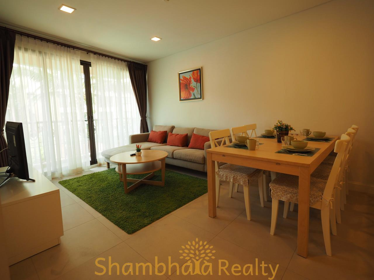 Shambhala Realty Agency's Marrakesh Condominium for Rent in Huahin 6