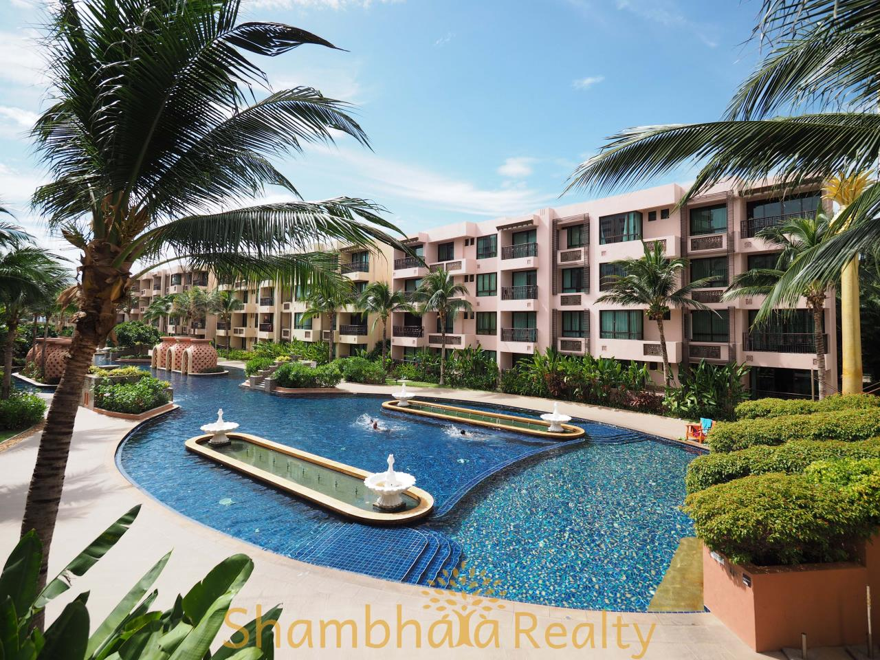 Shambhala Realty Agency's Marrakesh Condominium for Rent in Huahin 13