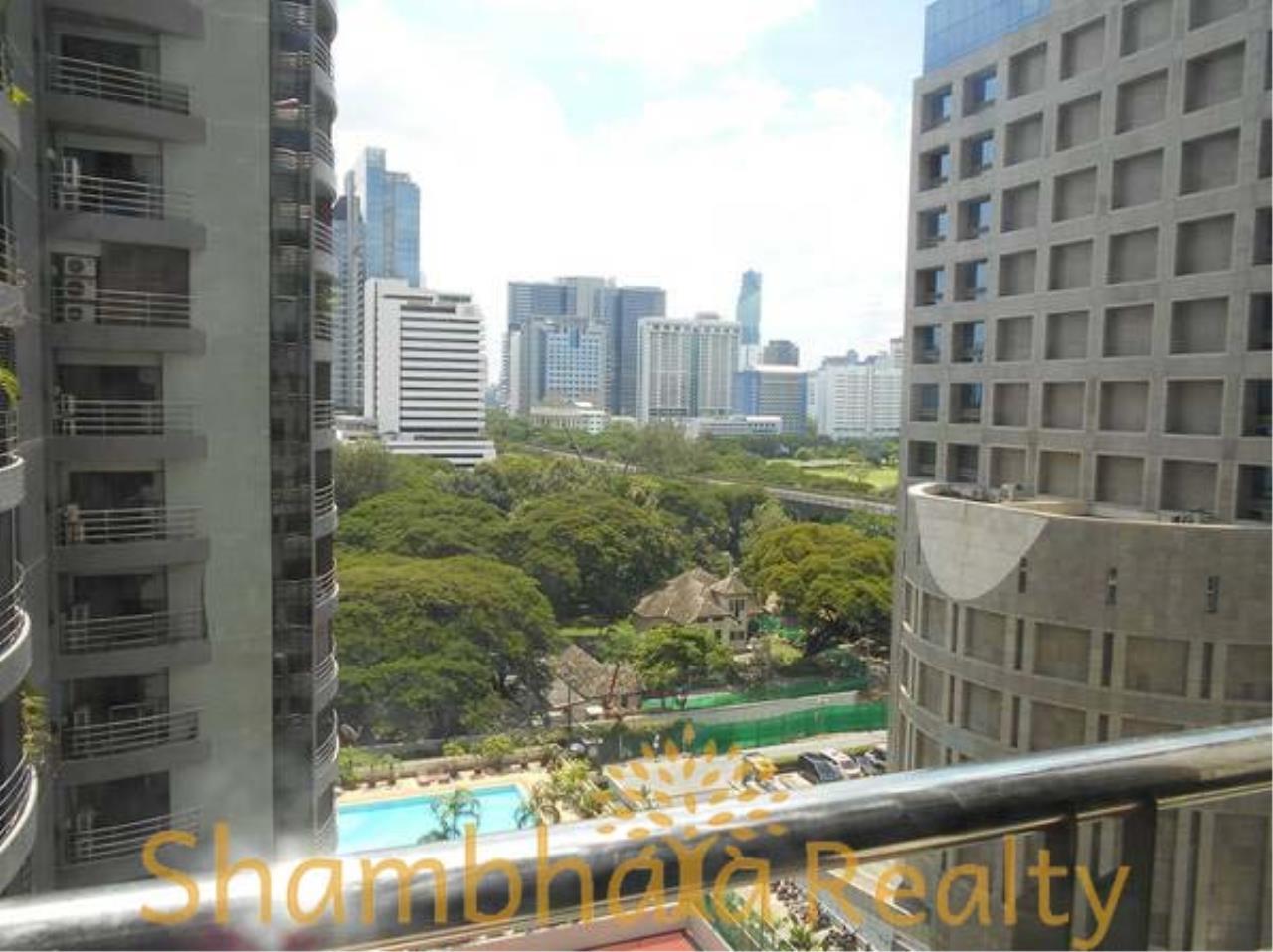 Shambhala Realty Agency's The Grand Condominium for Rent in Ratchadamri 6