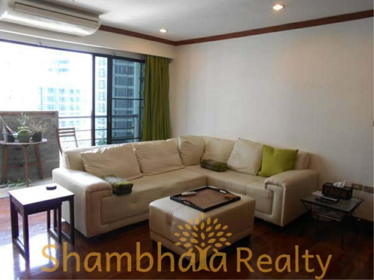 Shambhala Realty Agency's The Grand Condominium for Rent in Ratchadamri 19