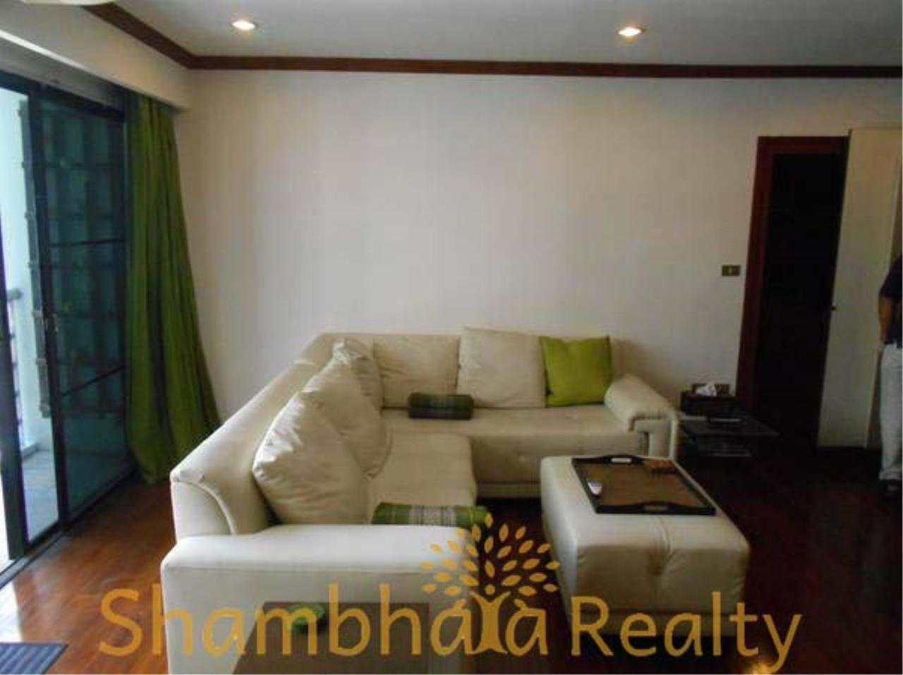 Shambhala Realty Agency's The Grand Condominium for Rent in Ratchadamri 5