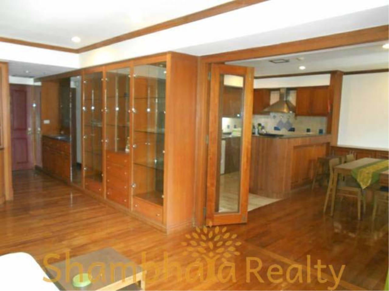 Shambhala Realty Agency's The Grand Condominium for Rent in Ratchadamri 7