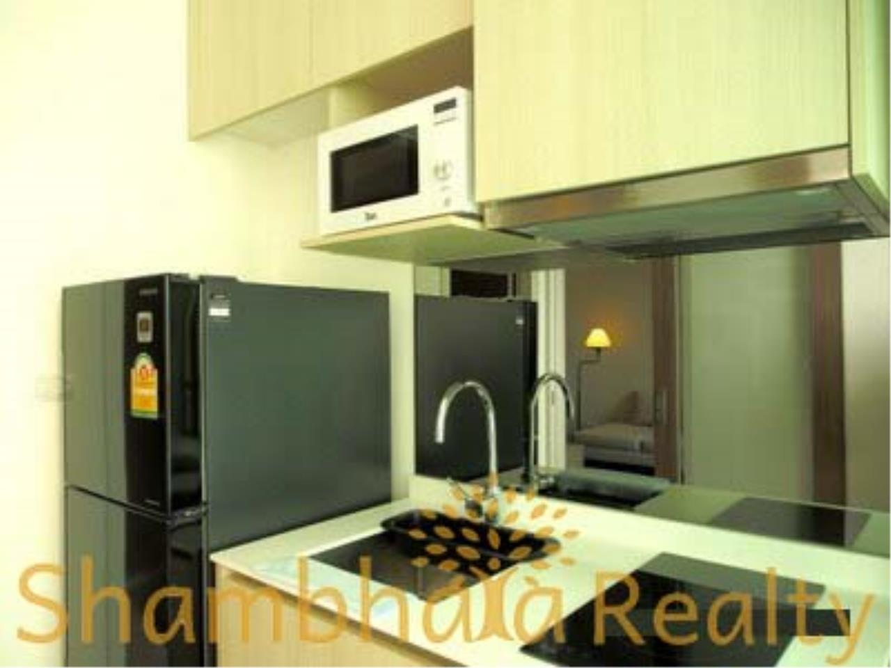 Shambhala Realty Agency's Q Asoke Condominium for Rent in Asoke-Petchaburi 11