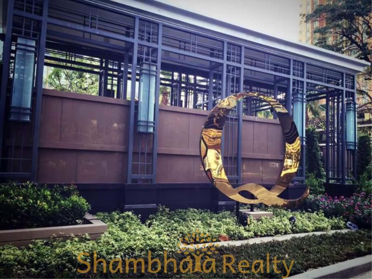 Shambhala Realty Agency's Q Asoke Condominium for Rent in Asoke-Petchaburi 2