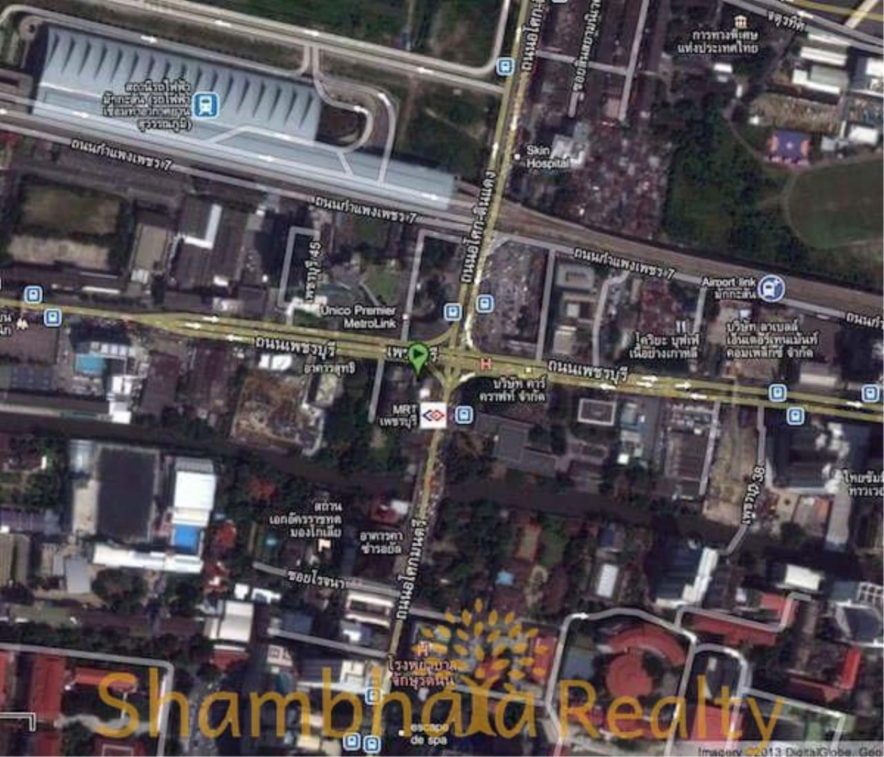 Shambhala Realty Agency's Q Asoke Condominium for Rent in Asoke-Petchaburi 3