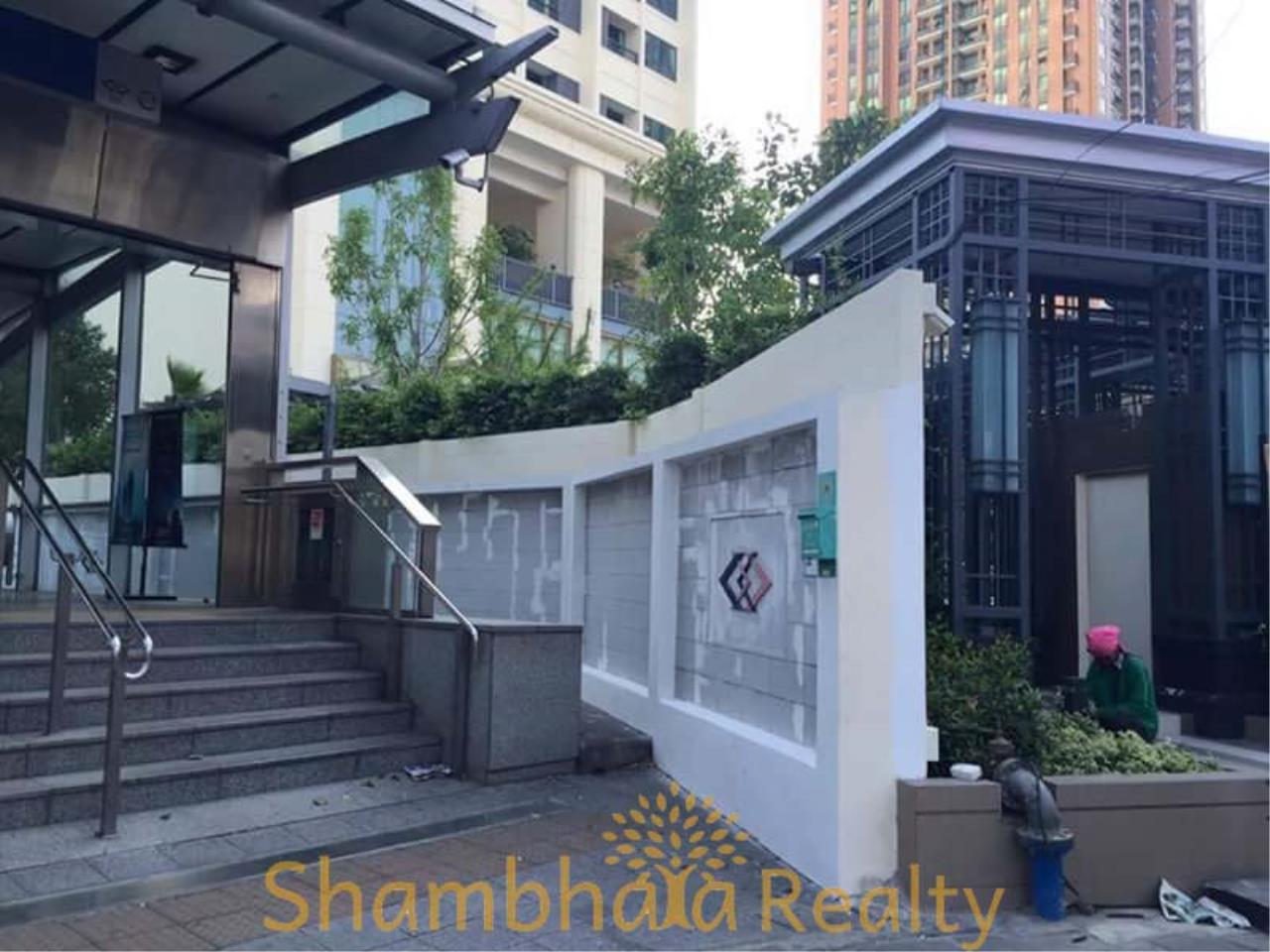Shambhala Realty Agency's Q Asoke Condominium for Rent in Asoke-Petchaburi 4