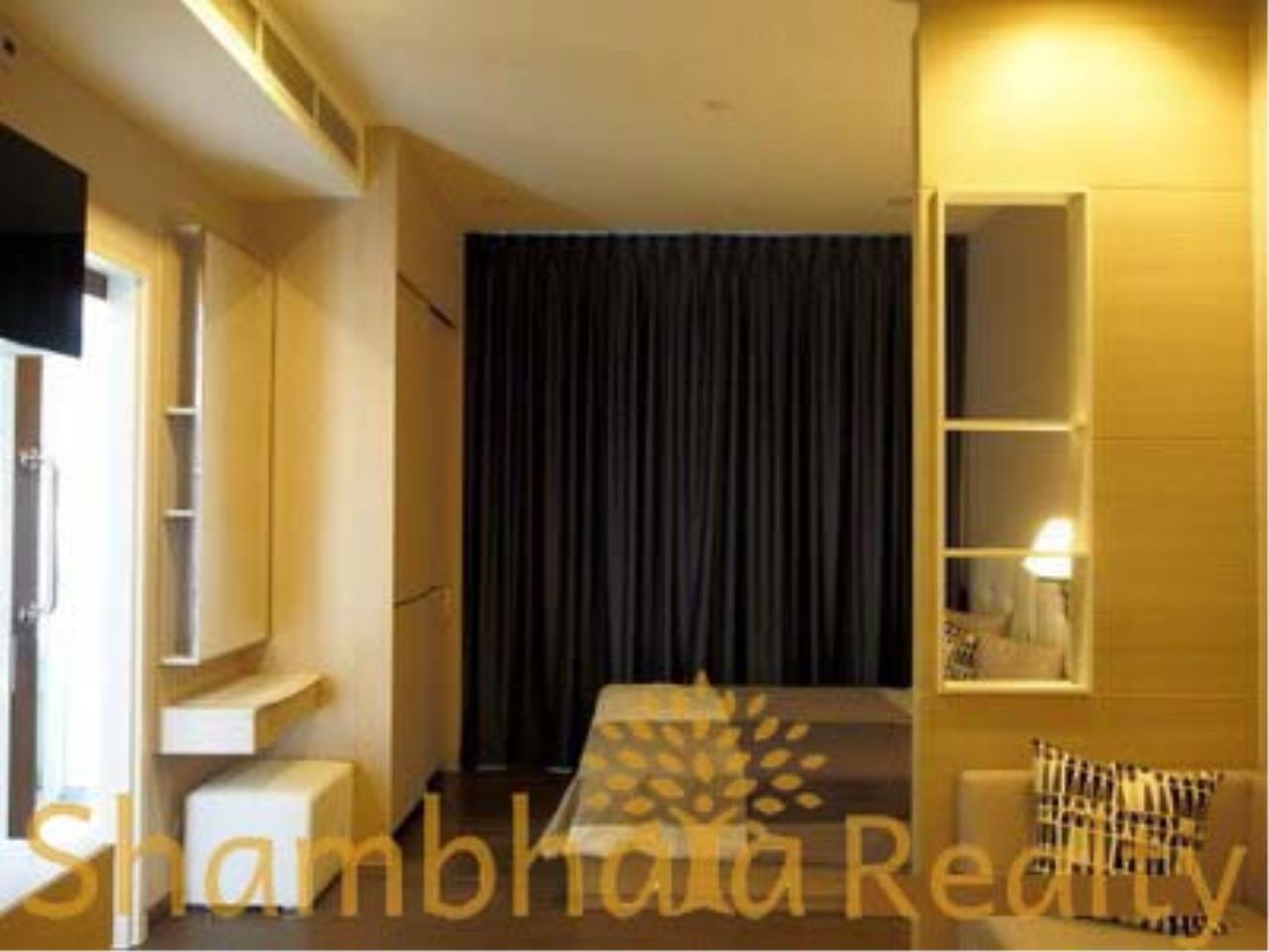 Shambhala Realty Agency's Q Asoke Condominium for Rent in Asoke-Petchaburi 6