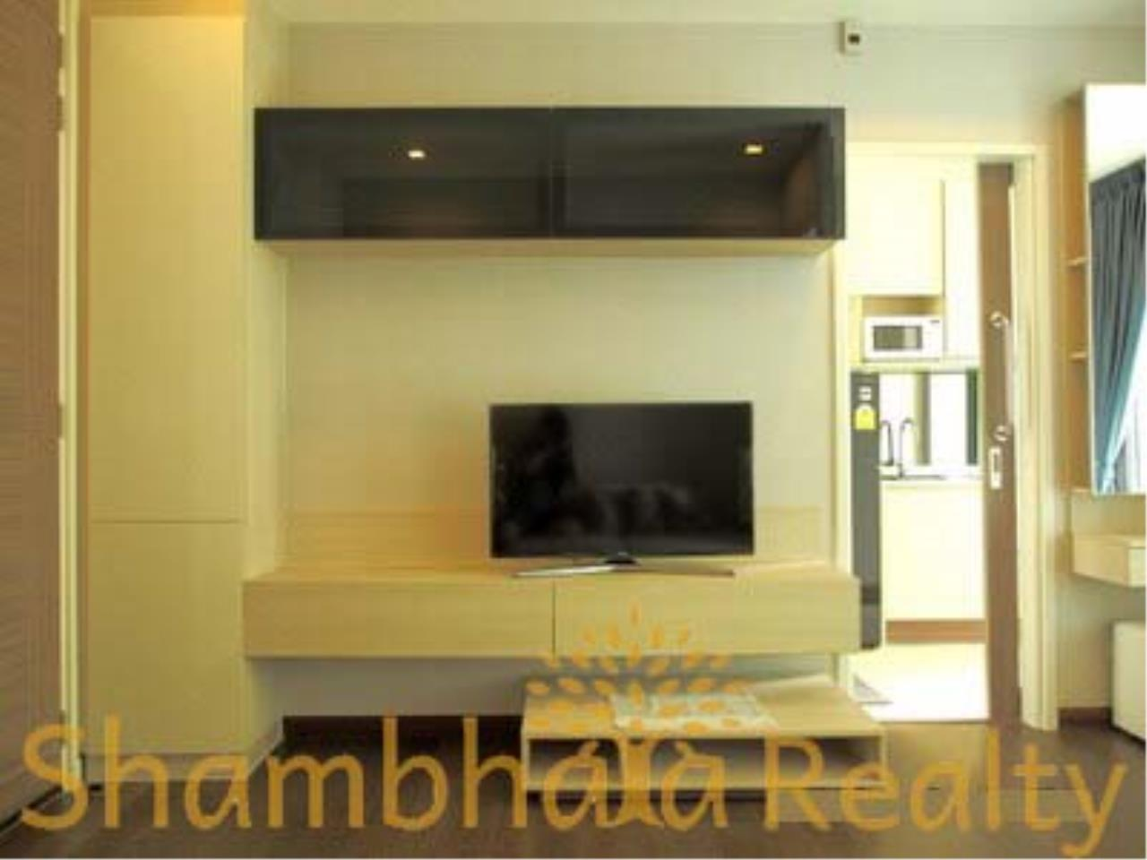 Shambhala Realty Agency's Q Asoke Condominium for Rent in Asoke-Petchaburi 9