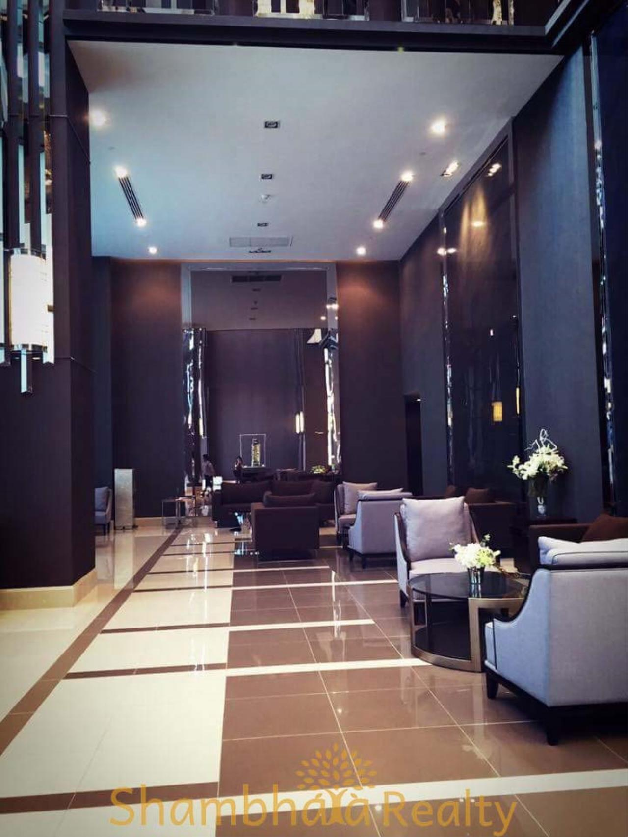 Shambhala Realty Agency's Q Asoke Condominium for Rent in Asoke-Petchaburi 5