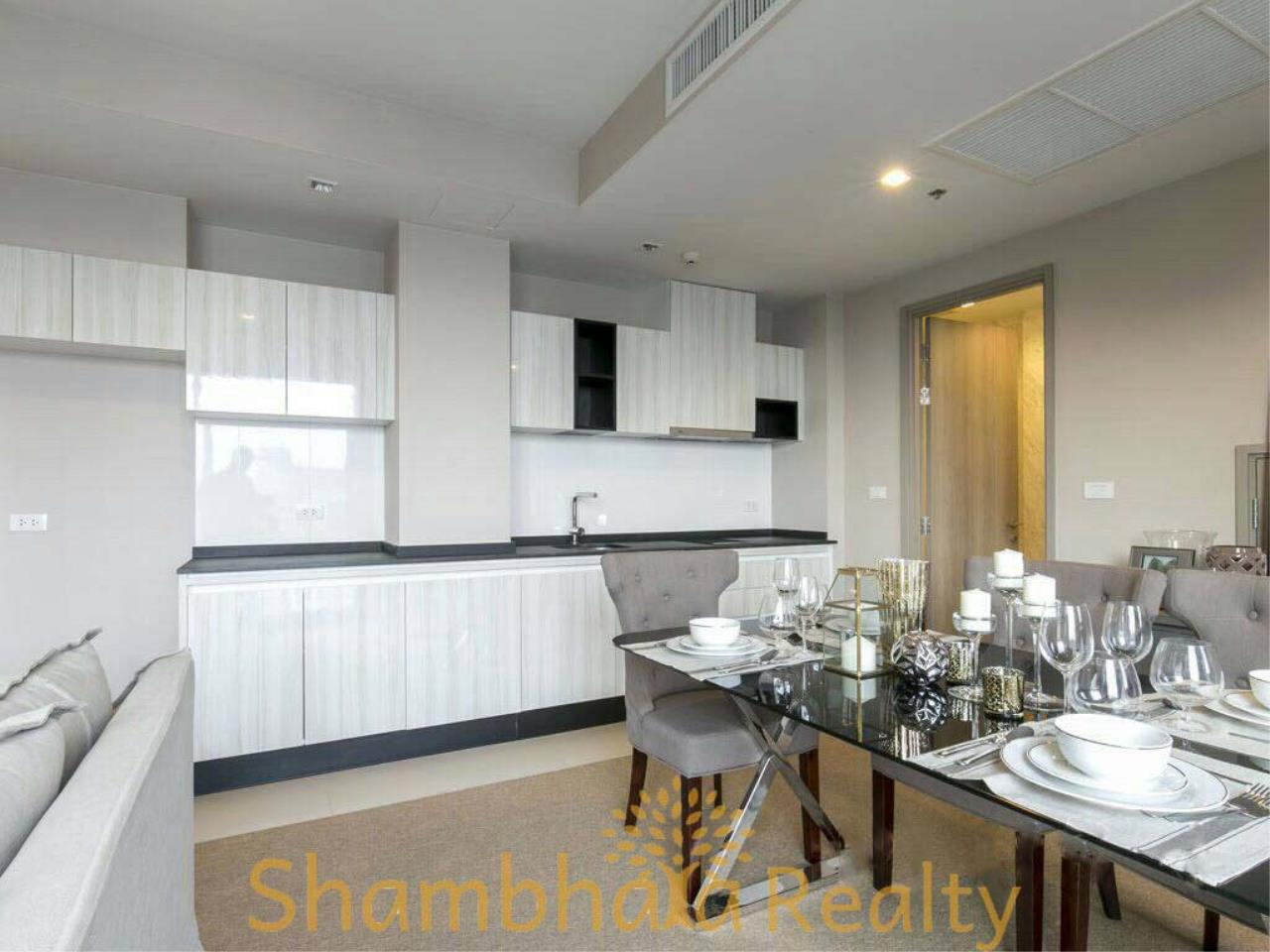 Shambhala Realty Agency's HQ by Sansiri Condominium for Sale/Rent in Sukhumvit 55 3