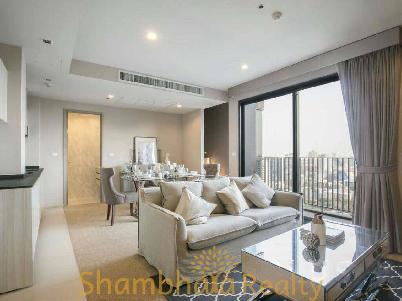 Shambhala Realty Agency's HQ by Sansiri Condominium for Sale/Rent in Sukhumvit 55 1