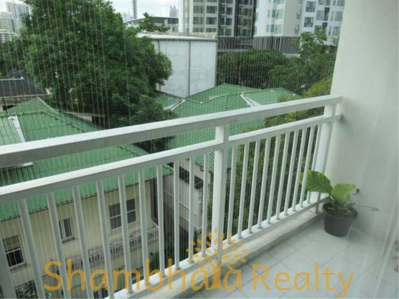 Shambhala Realty Agency's Plus 38 Hip Condominium for Rent in Sukhumvit 38 20