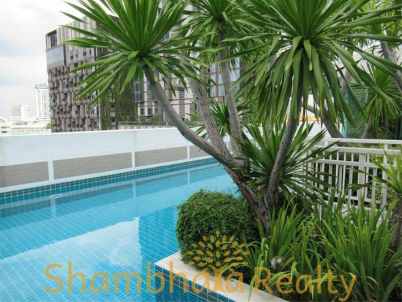 Shambhala Realty Agency's Plus 38 Hip Condominium for Rent in Sukhumvit 38 19