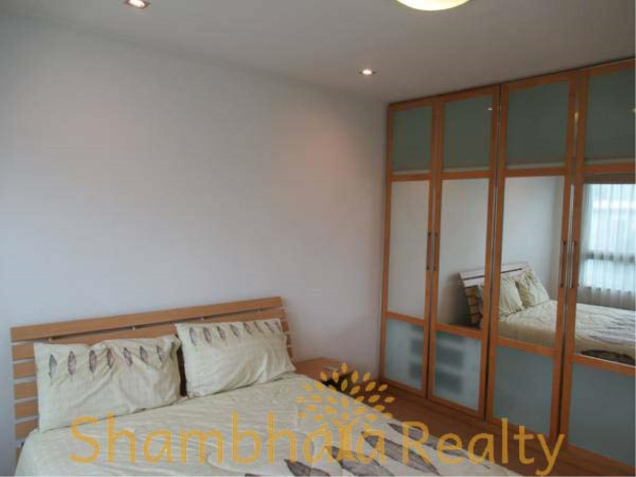 Shambhala Realty Agency's Plus 38 Hip Condominium for Rent in Sukhumvit 38 9